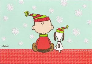 Charlie Brown & Snoopy Xmas