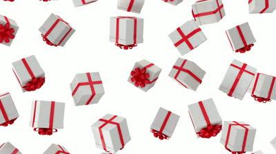 Presents at Christmas