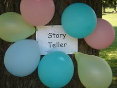 Story Teller – Nick Piggott