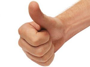 Big Thumbs Up – Charles LeBlanc CC