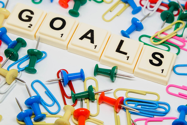 Setting great goals